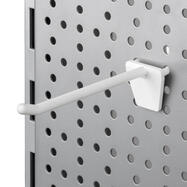 Gancho simple para panel perforado «ROK»