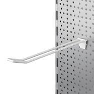 Gancho doble para panel perforado «DKS»