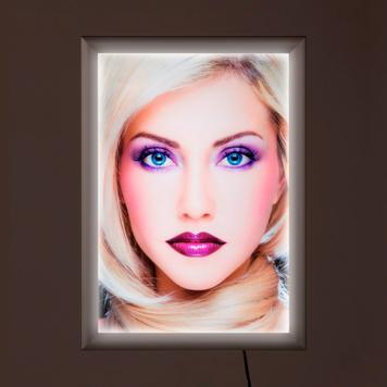 "Marco luminoso LED ""Simple"""
