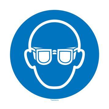 Utilizar protección ocular
