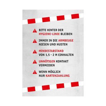 Microfilm de ventosa «normas de higiene»
