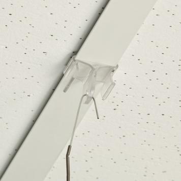 Clip para techo falso