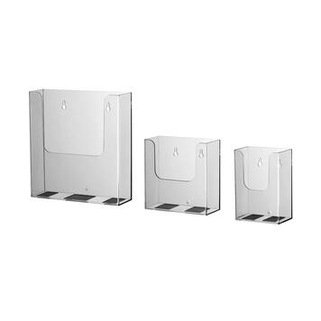 Portafolletos de pared «Elbe» Capacidad extra