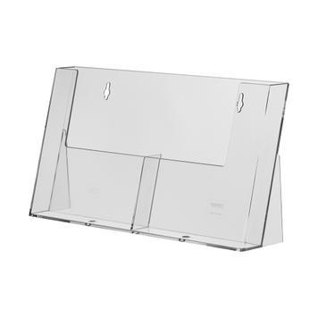 Portafolletos doble de mesa «Spree» DIN A5