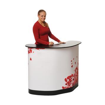 Panel de impresión para mostrador «Expo Case»
