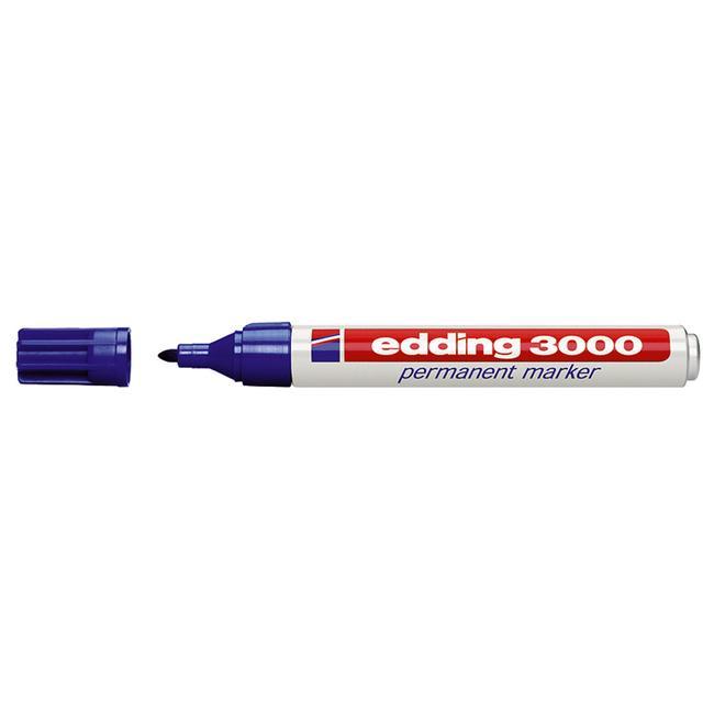 Marcador permanente edding® 3000
