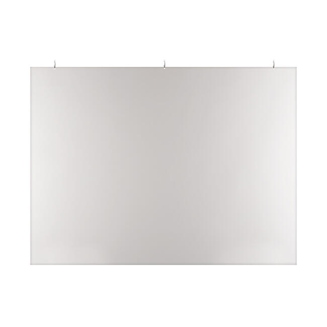 Panel protector de plástico transparente «Schutzscheibe»