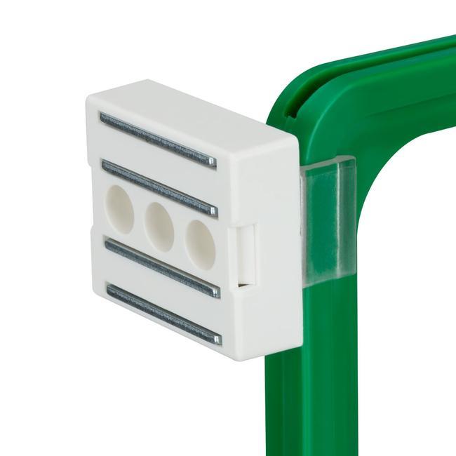 Clip magnético cuadrado con adaptador
