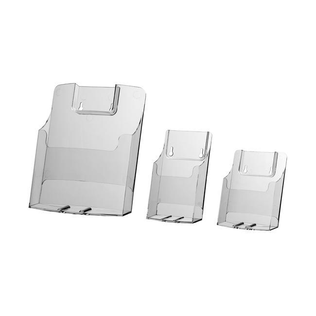 Portafolletos de pared «Perfekt» para sistema de lamas