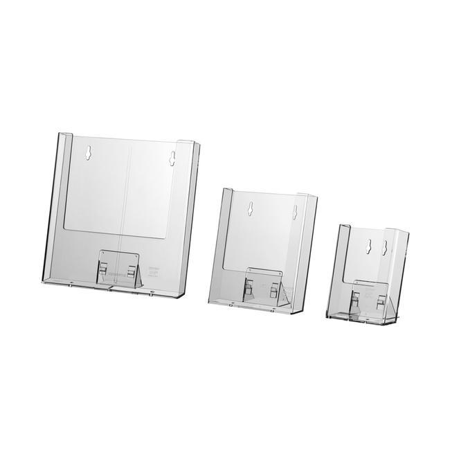 Portafolletos de pared simple «Universum»