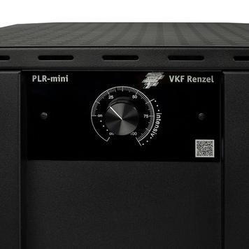 Purificador de aire profesional «PLR-Mini 2.0» con filtro HEPA H14