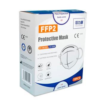Mascarilla FFP2, 10 unidades