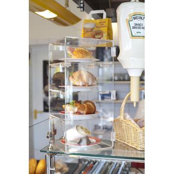 Expositor de pastelería «Solida»