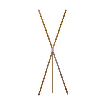 Expositor para banner en X «Wood»