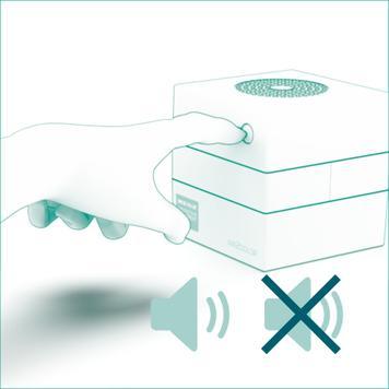 Medidor de CO2 «Air2Color» con semáforo