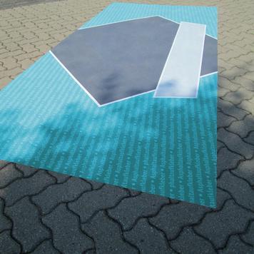 Autoadhesivo para pavimento